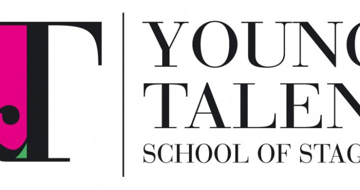 Young and Talented Logo School B