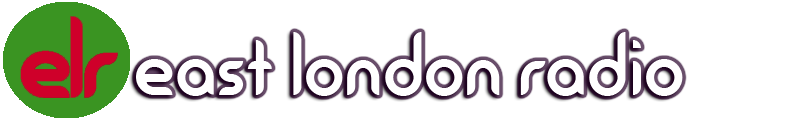 East London Radio Logo