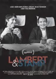 lambert and stamp cover