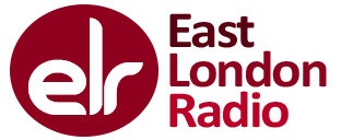 East London Radio Logo